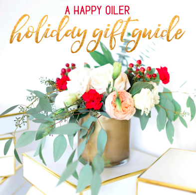 A HAPPY OILER HOLIDAY GIFT GUIDE