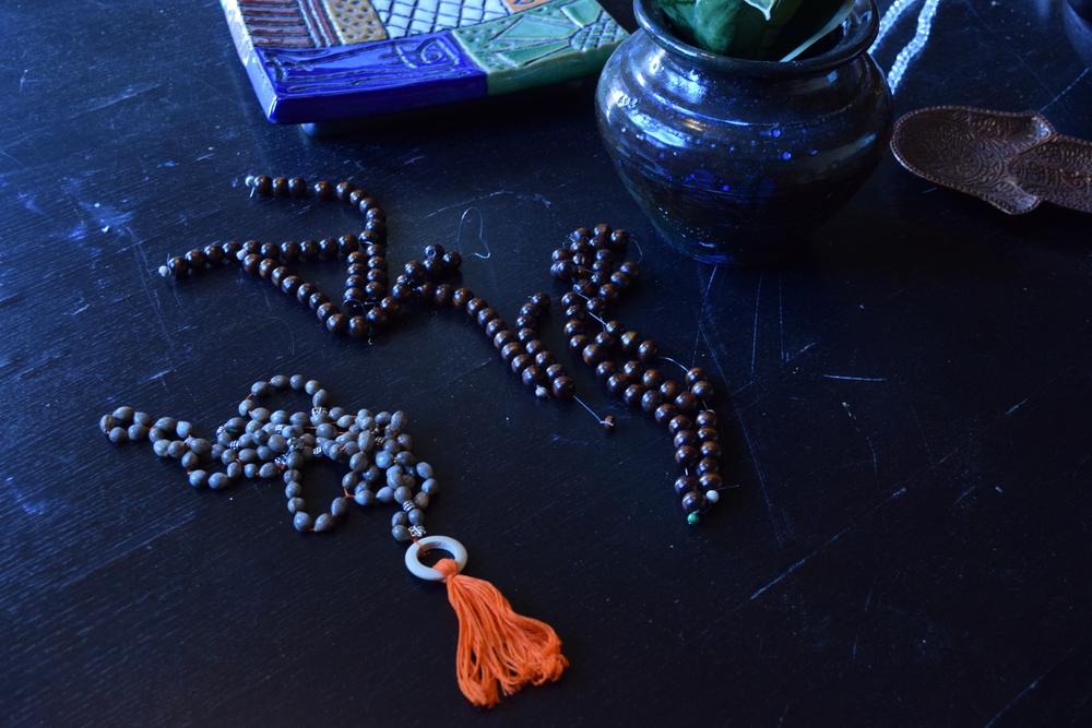 Mala Beads Workshop