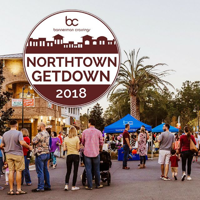 Come out and see us tonight for the first Northtown Getdown of the year!  The trolley will begin pick up at 5:30 PM at Epiphany Lutheran Church across from Tekesta Park.  There will be parking at the church parking lot and along Tekeska Park. #bannermancrossings #northtowngetdown #momanddads