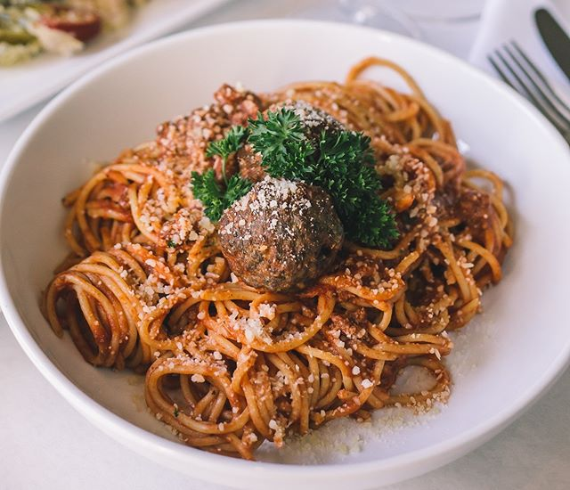 TOMORROW: Don't miss All You Can Eat Spaghetti for only $9.99... Yes, you heard that right. #wednesdayspecial #ayce #allyoucaneat #spaghetti  #momanddads