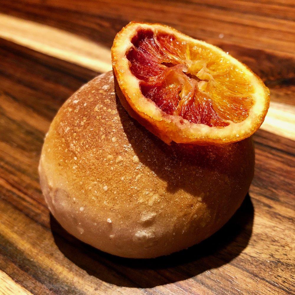 Blood Orange Panino