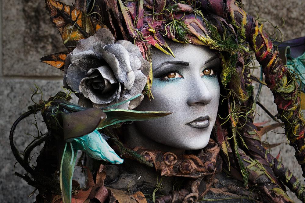 Danielle Beaulieu as Haunted Zyra of League of Legends