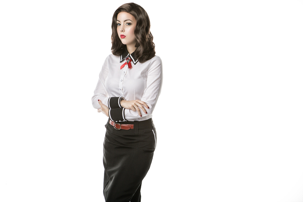 Monika Lee as Burial at Sea Elizabeth of Bioshock Infinite