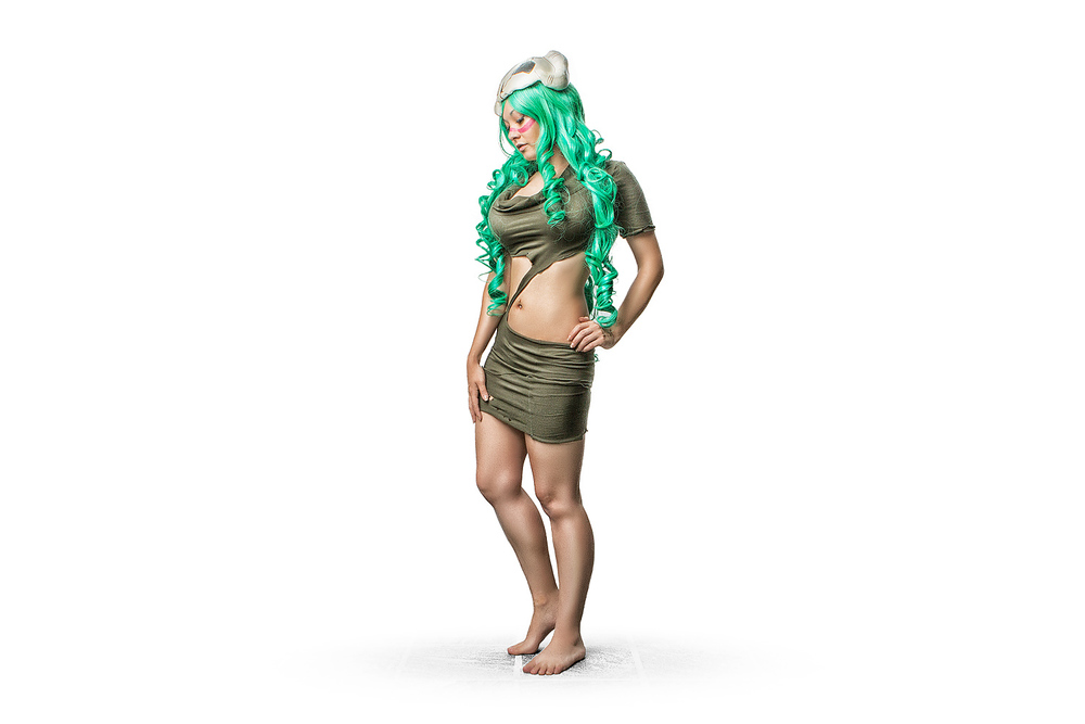 Animia as Nelliel Tu Odelschwanck of Bleach