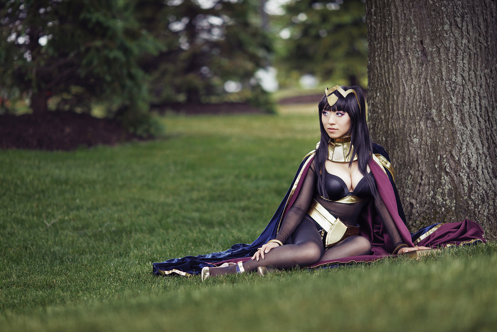 Stella Chuu as Tharja of Fire Emblem