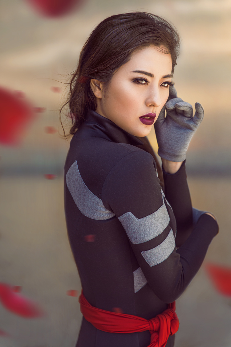 Jinri Park as Psylock of X-Force