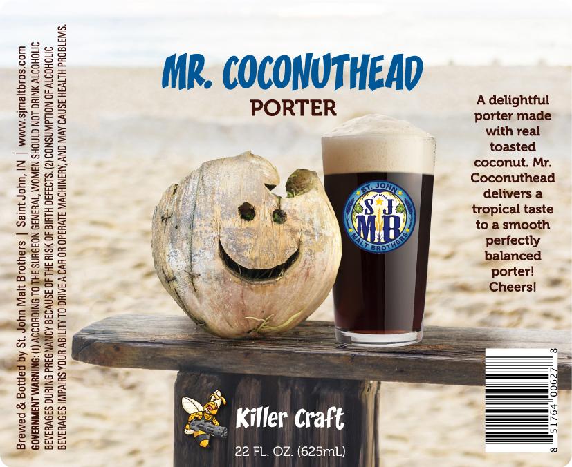 Mr. Coconuthead