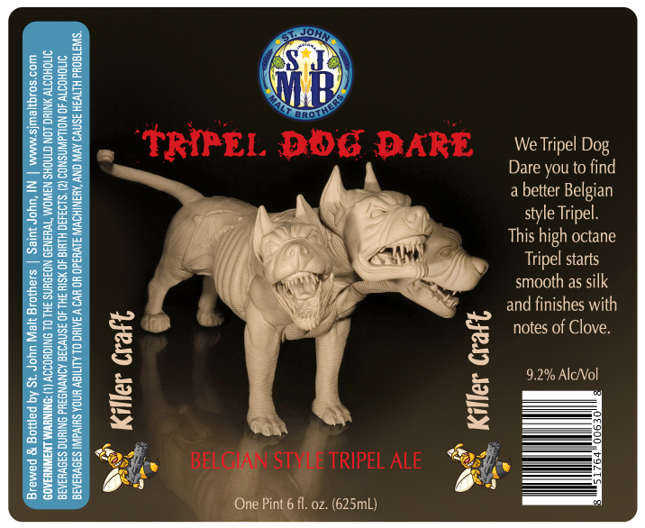 Tripel Dog Dare
