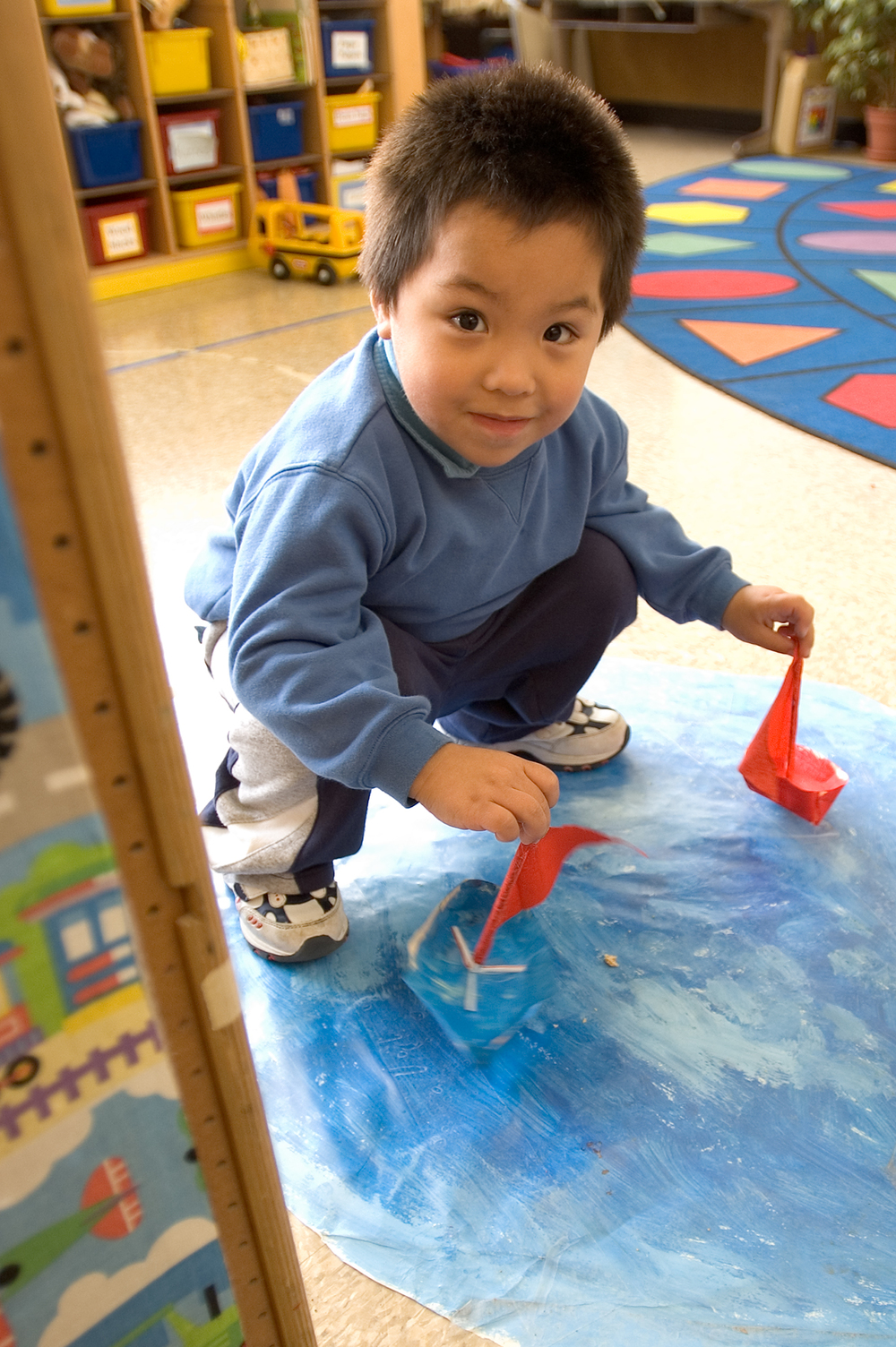 Pre-K imaginings, Head Start