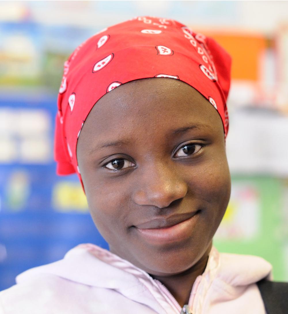 ELL student from Burundi, Seattle World School