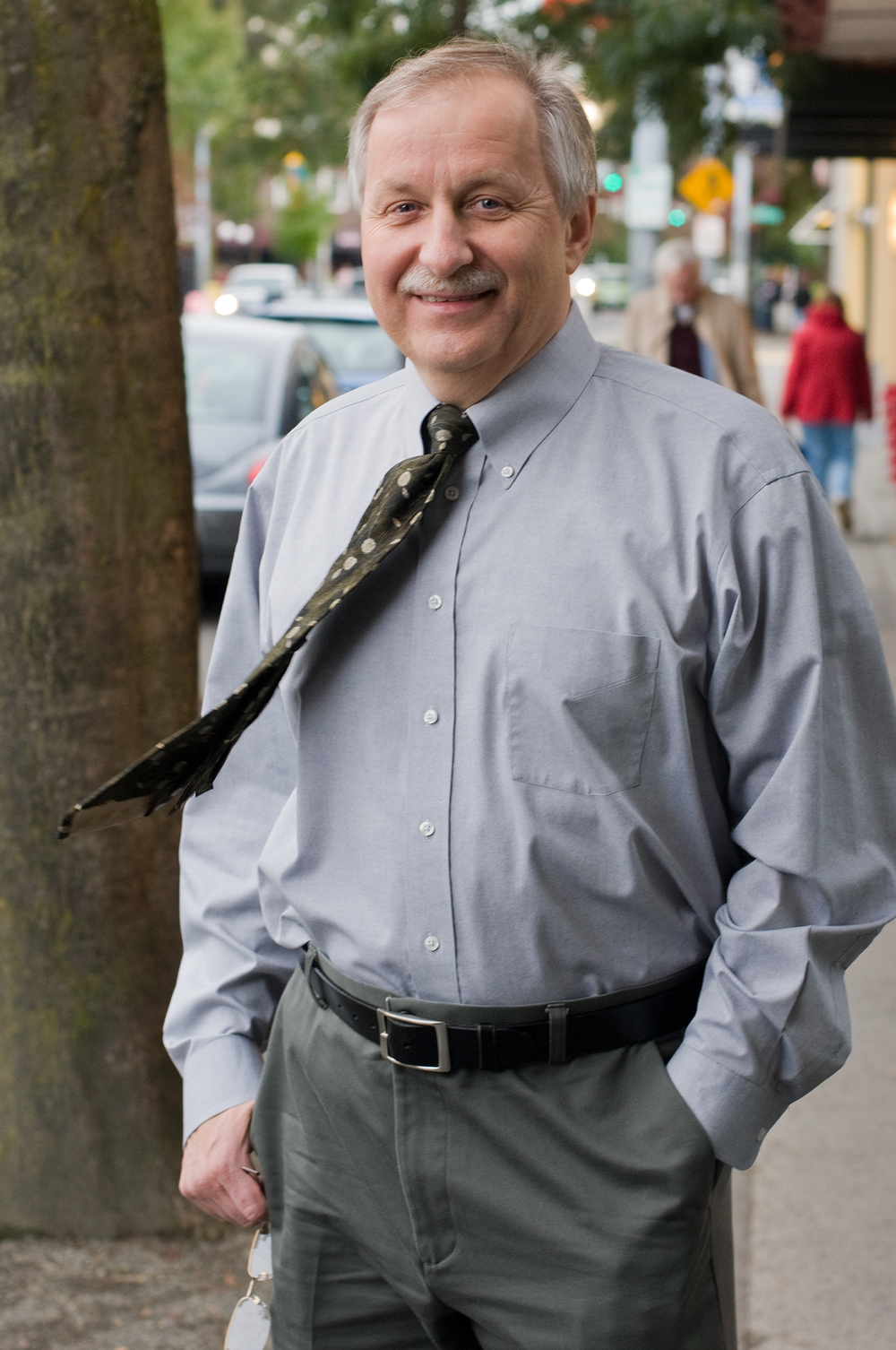 Washington State House Representative, Frank Chopp