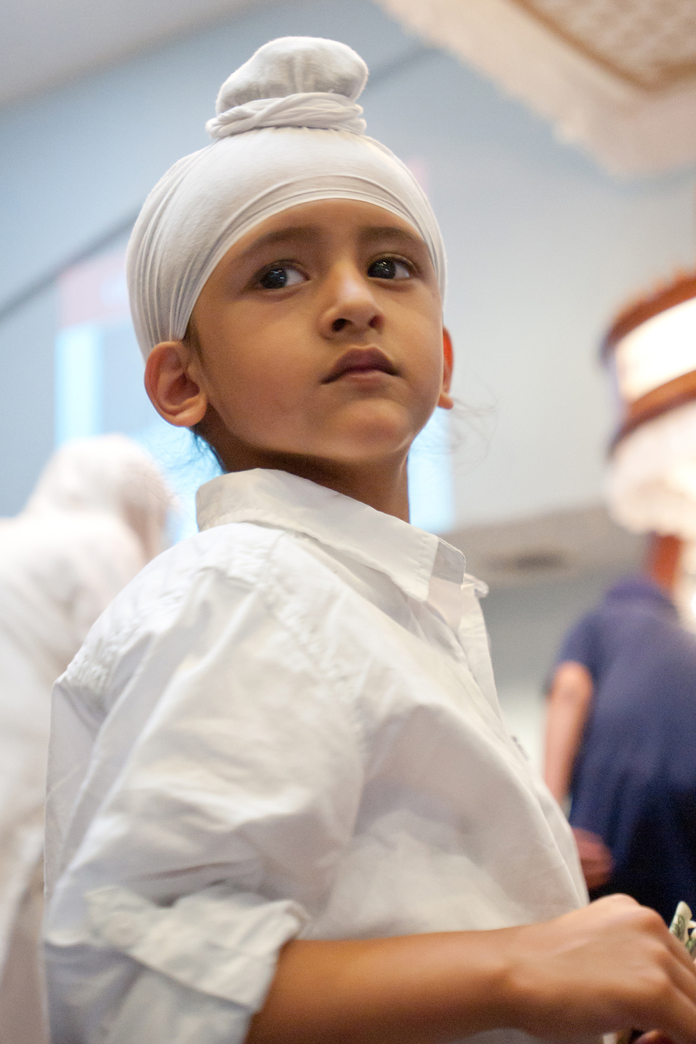 Young Sikh