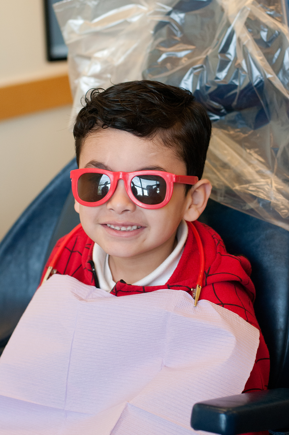 A dentist visit to Neighborcare Health community clinic, 2014 Report to the Community