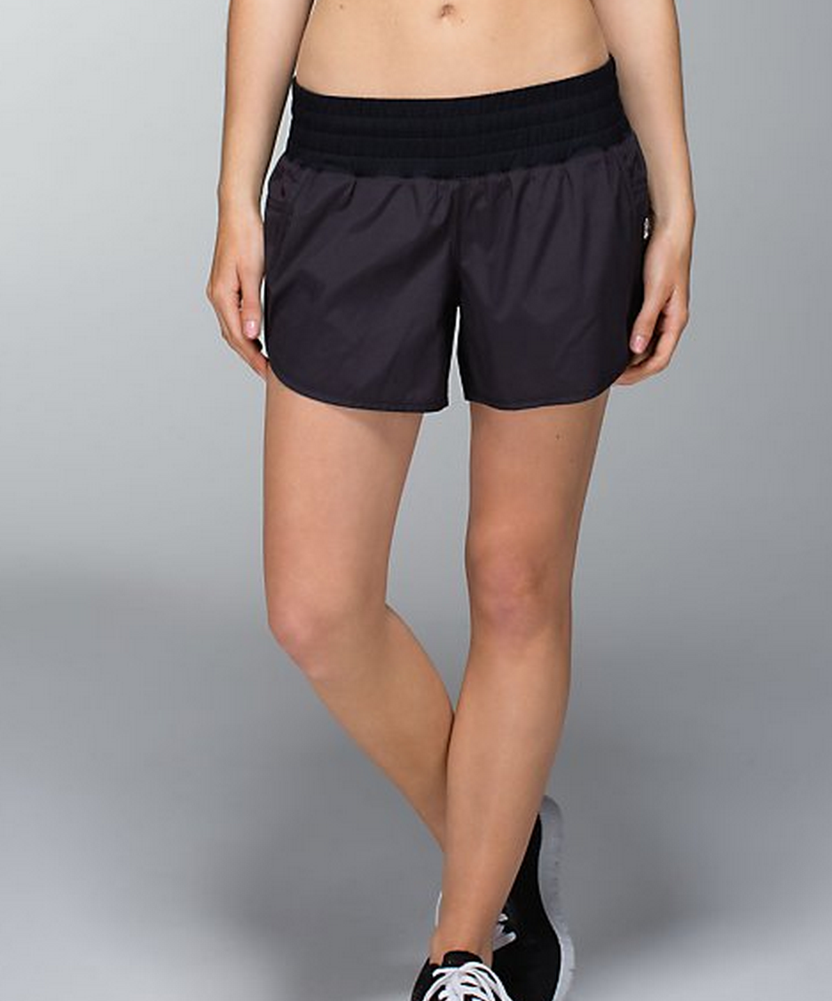 Lulu Lemon Tracker Short