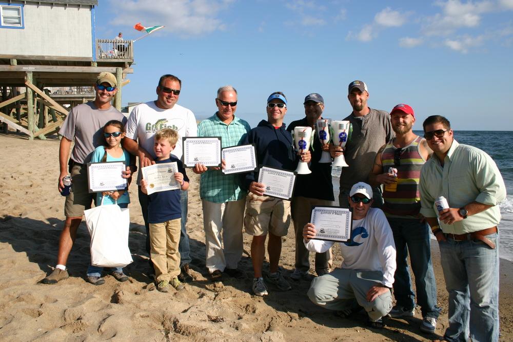 The 2014 PBR Tournament Winners