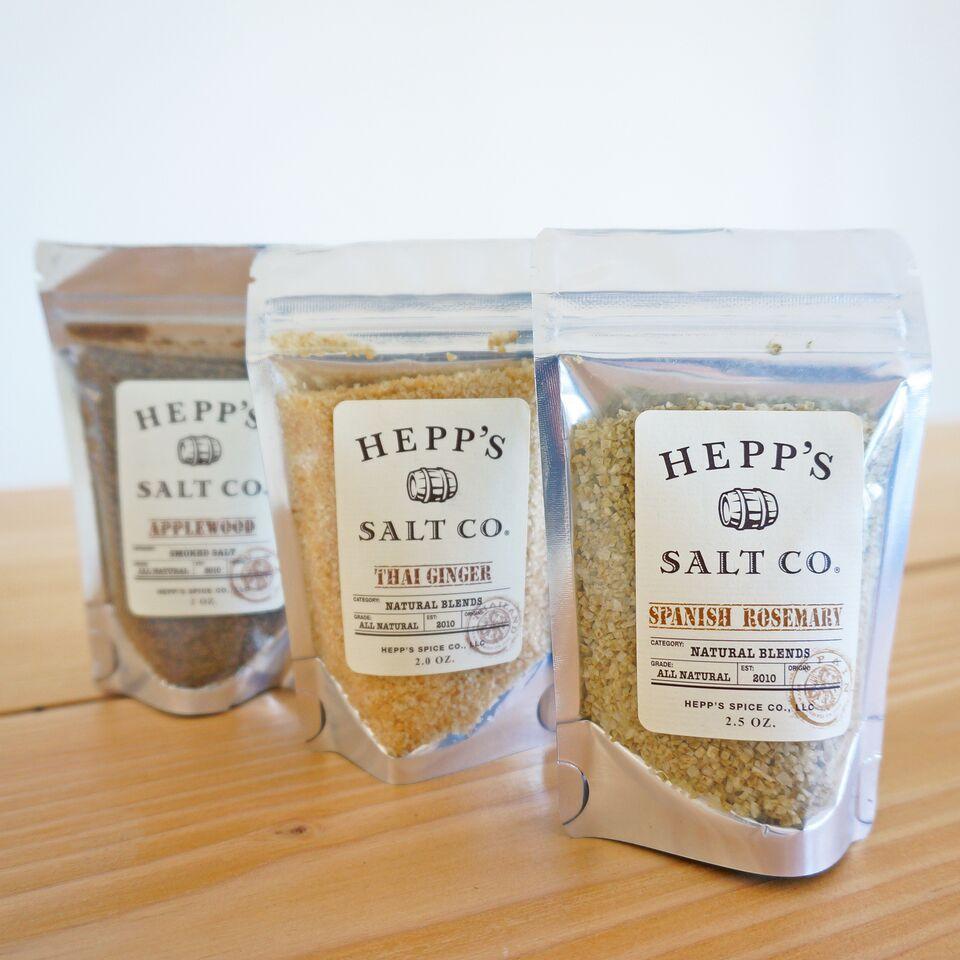 Hepp's Salt