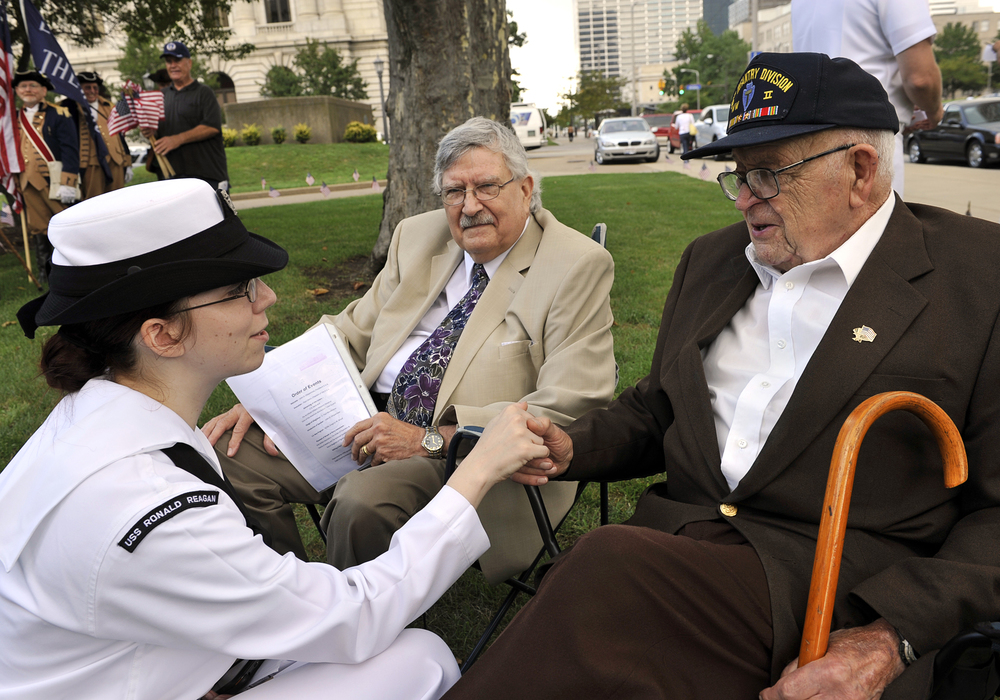 An appreciation for a World War II Veteran