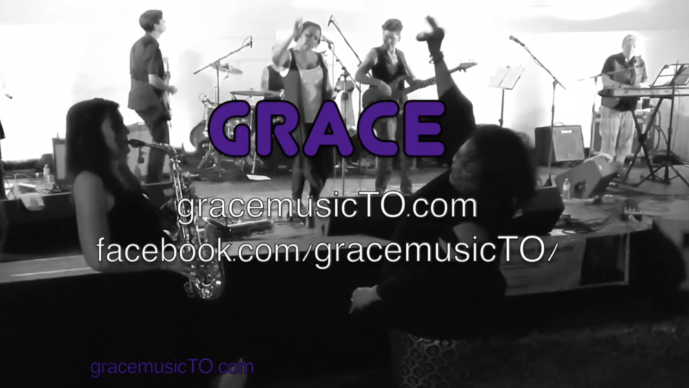 Still from GRACE new live video