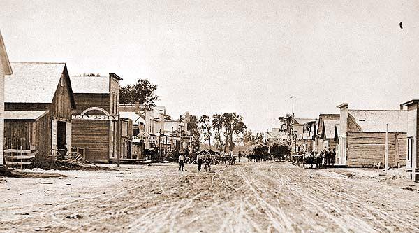 Miles city 1882