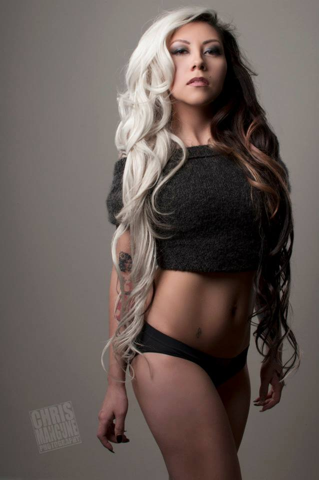 Photographer: Chris Mangune Photography  HMUA: Moi  Model: Micaella Orso