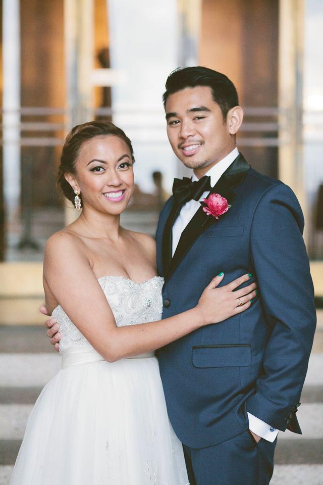 Photographer: Jeff Ocampo Photography  Bride and Groom: Mrs. Ronalyn Cruz & Mr. Chris Cruz  MUA: Kat Ordonez  Hairstylist Moi