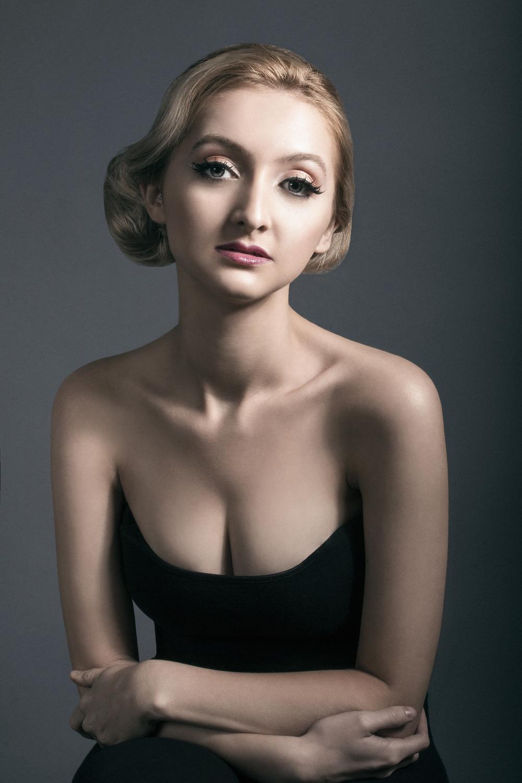 Photographer: Lo Garcia Photography  HMUA: Moi  Model: Monroe Hanley