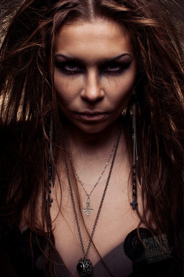 Photographer: Chris Mangune Photography  Hair Stylist: Moi  Makeup Artist: Micaella Orso  Model: Valentine Angeles