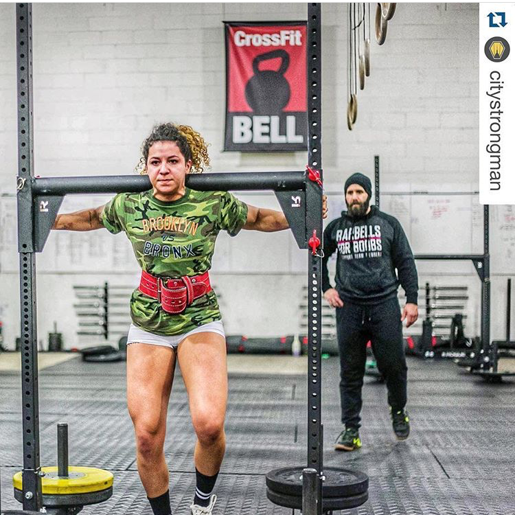 Photo Cred: Ant Lucic (Co-Owner of Crossfit Bell)