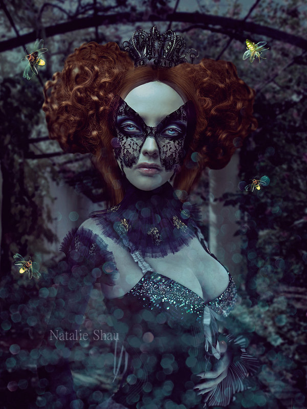 Fireflies by Natalie Shau