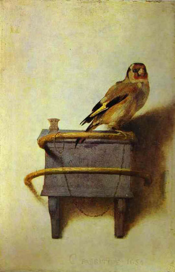 Fabritius - Goldfinch