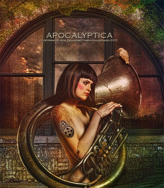 """Apocalyptica"" by http://autumnsgoddess.deviantart.com/"
