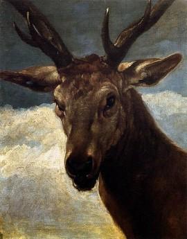 Painting by Diego Rodríguez de Silva y Velázquez