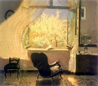 Painting by Wosna Wyczolkowski