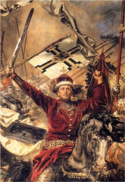 """Battle of Grunwald"" by Jan Matejko"