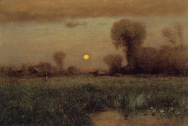 Painting by George Inness