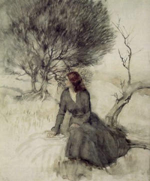 Art by Arthur Rackham