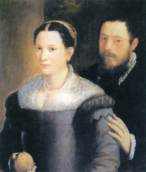 Painting by Sofonisba Anguissola