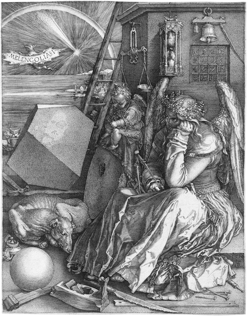 Drawing by Durer