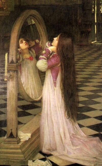Painting by John Waterhouse