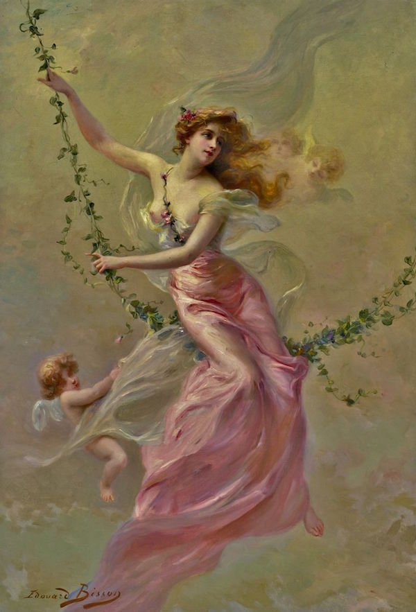"""The Swing"" by Edouard Bisson"