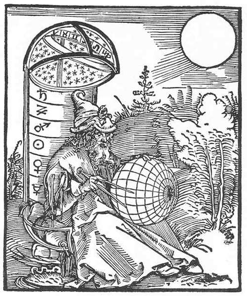Image by Albrecht Dürer