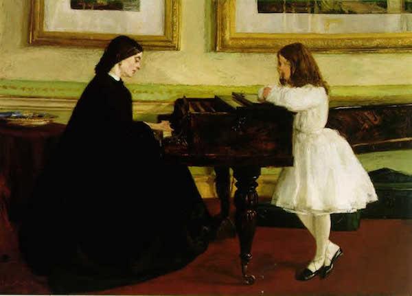 J.M. Whistler