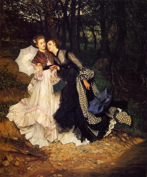 James Tissot [Public domain], via Wikimedia Commons