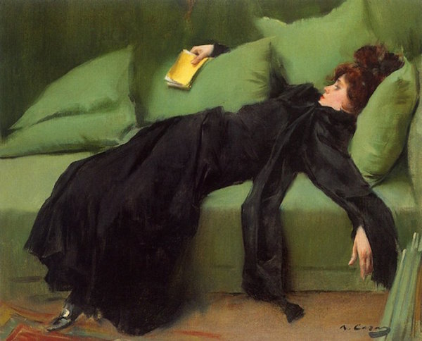 Ramon Casas i Carbó [Public domain], via Wikimedia Commons