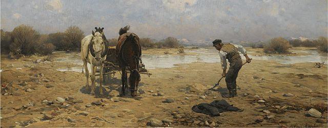 By Alfred Wierusz-Kowalski - Sotheby's, Public Domain, https://commons.wikimedia.org
