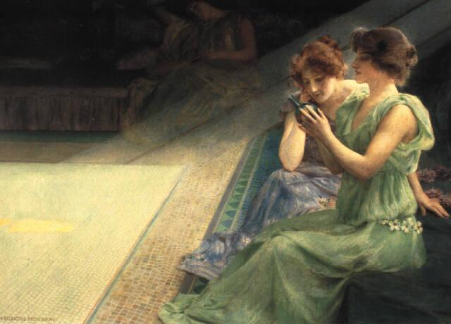 By Henry Siddons Mowbray -Public Domain, https://commons.wikimedia.org