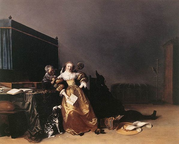 By Hendrik Gerritsz. Pot (circa 1580–1657) - Public Domain, https://commons.wikimedia.org
