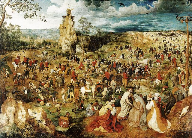 """The Mill and the Cross"" by By Pieter Brueghel the Elder (1526/1530–1569),  Public Domain, https://commons.wikimedia.org"