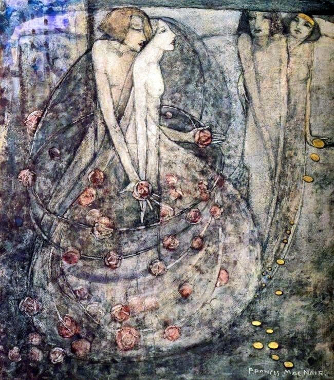 By Frances MacDonald McNair, Public Domain, https://commons.wikimedia.org