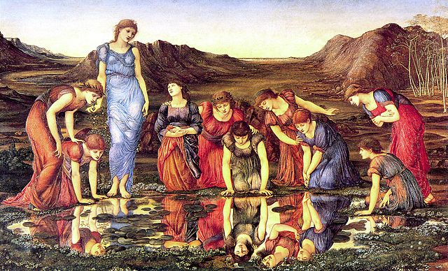By Edward Burne-Jones - [1], Public Domain, https://commons.wikimedia.org